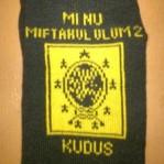 Kaos Kaki Hitam logo Murah